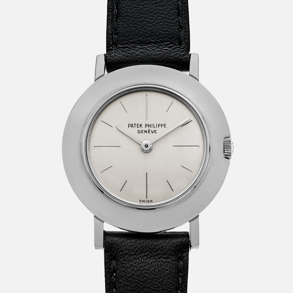 1958 Patek Philippe Ref. 2594 In 18k White Gold