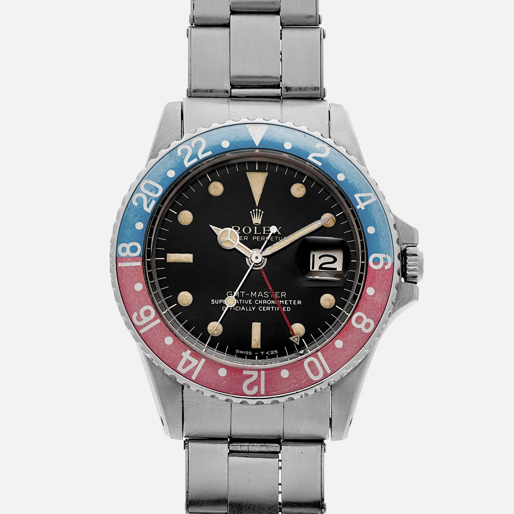 1966 Rolex GMT-Master Ref. 1675 With Glossy Dial