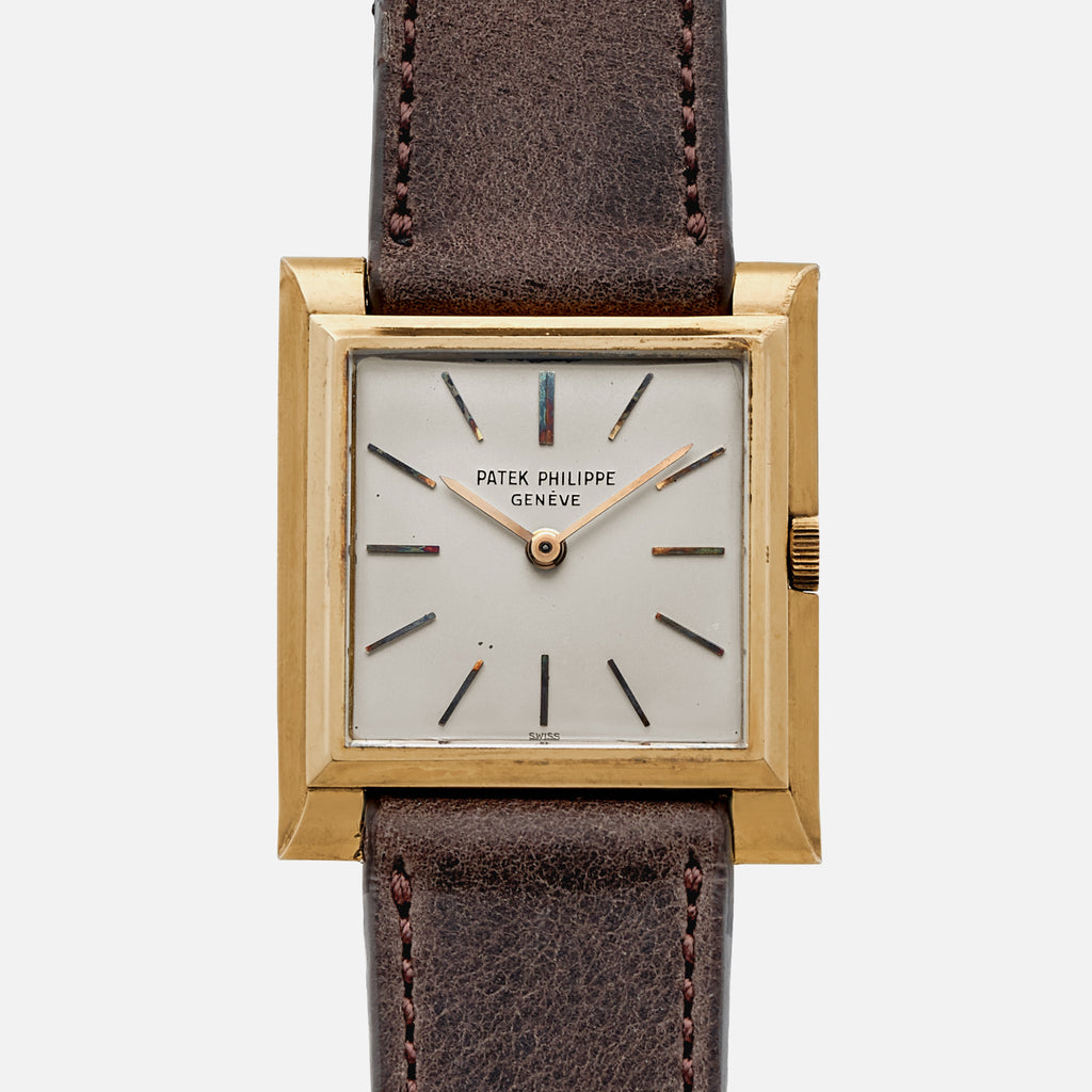 1959 Patek Philippe Ref. 2562 In 18k Yellow Gold