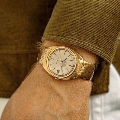 1960s Omega Constellation Ref. 168.009 / 168.017 In 18k Yellow Gold alternate image.