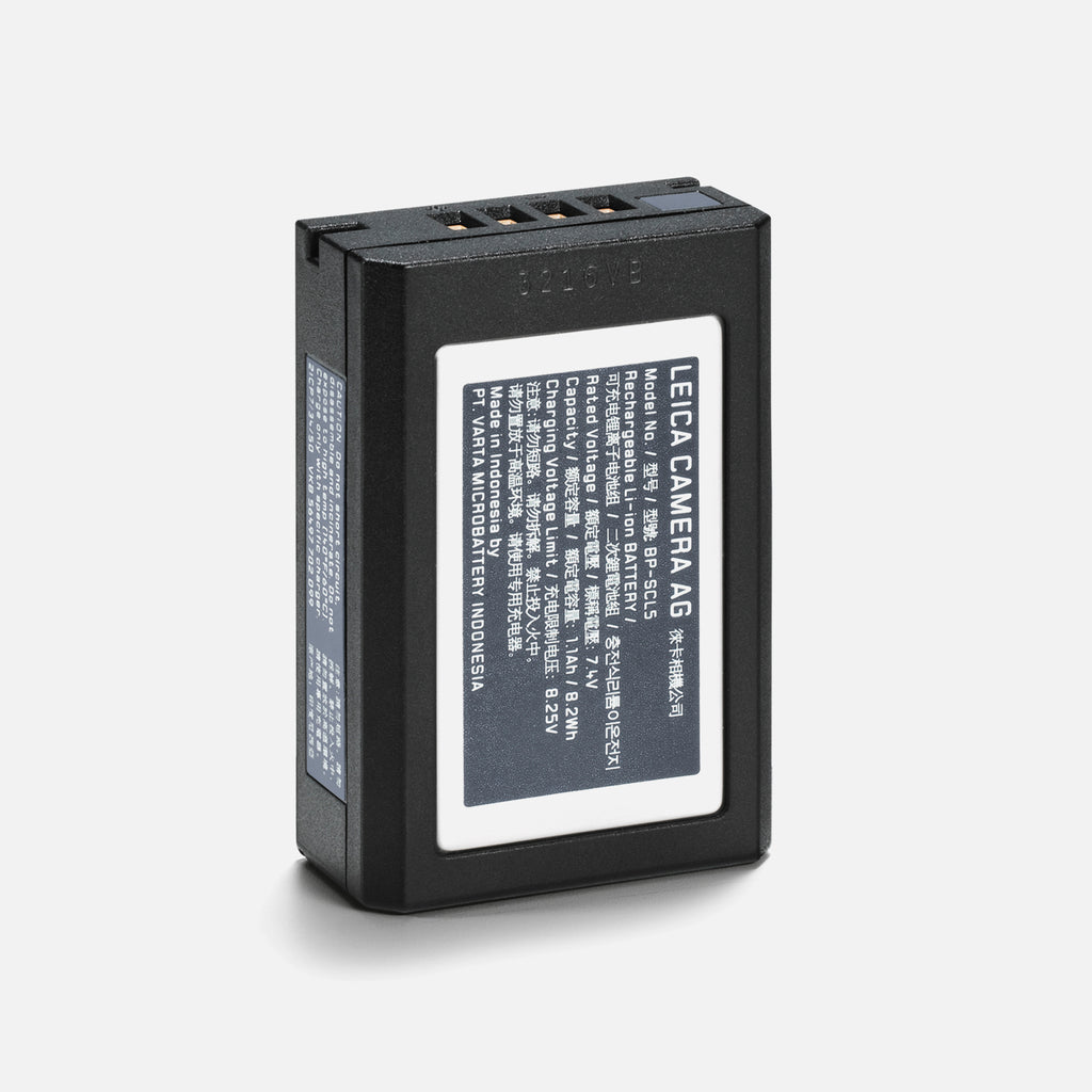 Rechargeable Lithium-Ion Battery BP-SCL5 For Leica M10 Series