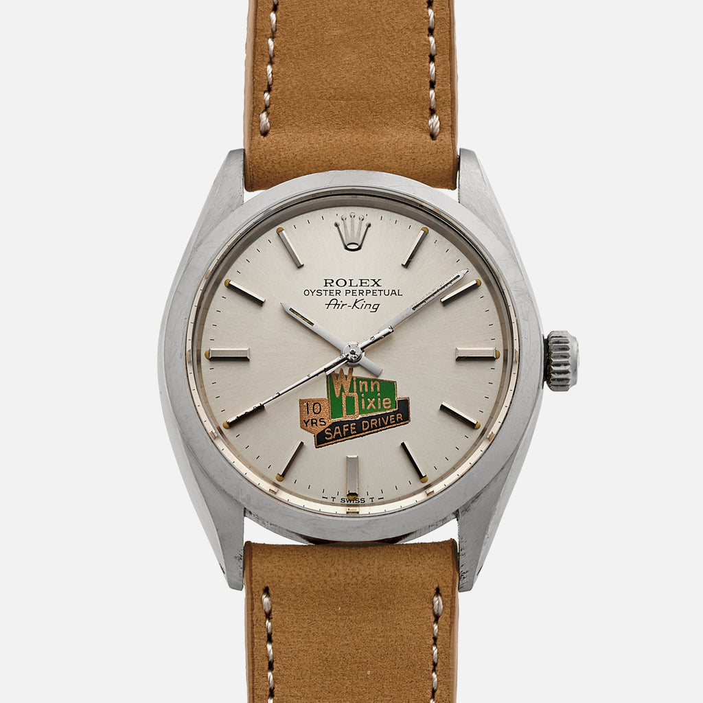 1981 Rolex Air-King Ref. 5500 With Winn-Dixie Dial