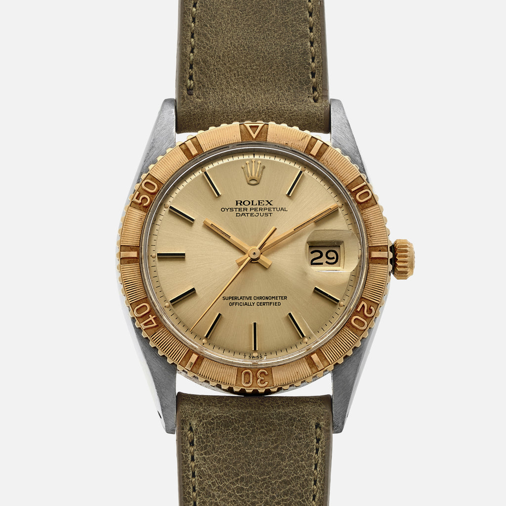 1973 Rolex Datejust 'Thunderbird' Ref. 1625 In Two Tone