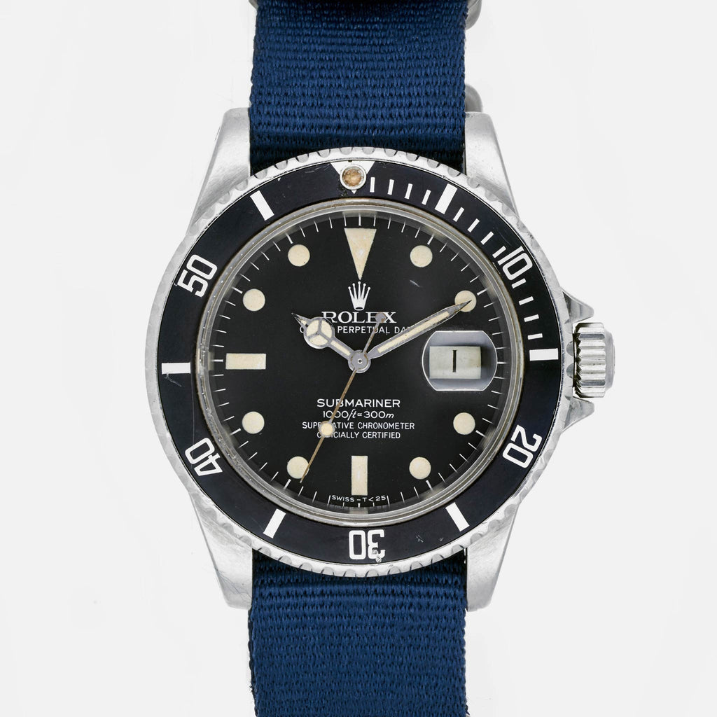 1983 Rolex Submariner Date Reference 16800