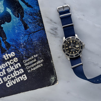 1983 Rolex Submariner Date Reference 16800 alternate image.
