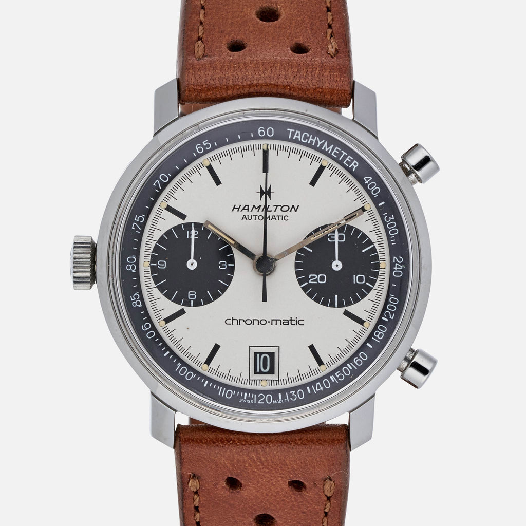 1970s Hamilton Chrono-Matic Reference 11002-3