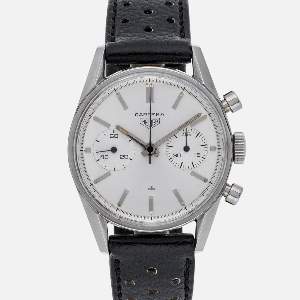 1960s Heuer Carrera Reference 3647S
