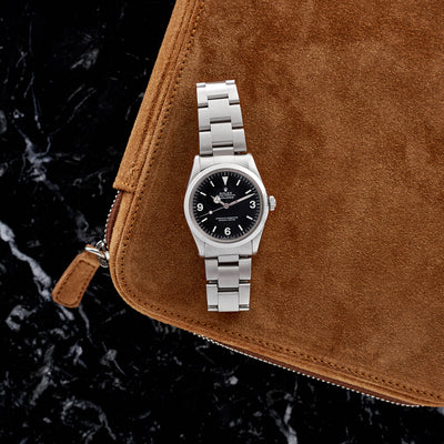 1984 Rolex Explorer Reference 1016 alternate image.