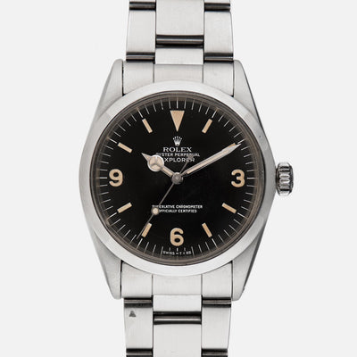 1975 Rolex Explorer Reference 1016