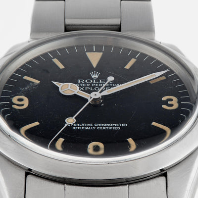 1975 Rolex Explorer Reference 1016 alternate image.