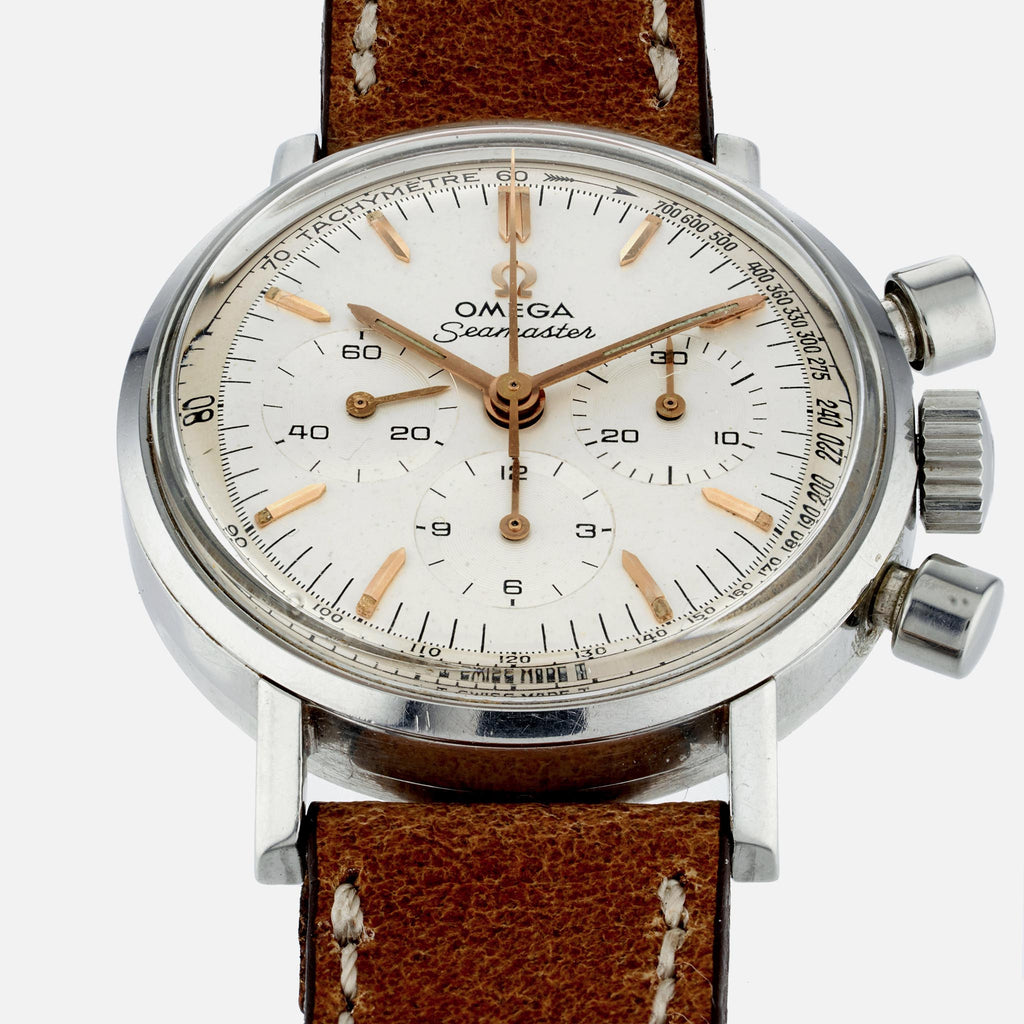 1960s Omega Seamaster Chronograph with Caliber 321 Movement