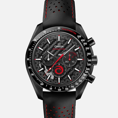 OMEGA Speedmaster Moonwatch Chronograph 44.25mm 'Dark Side Of The Moon' ALINGHI