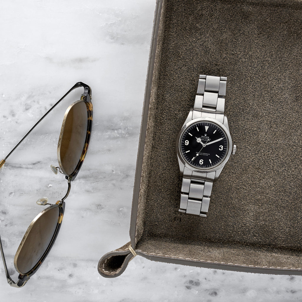1969 Rolex Explorer Reference 1016