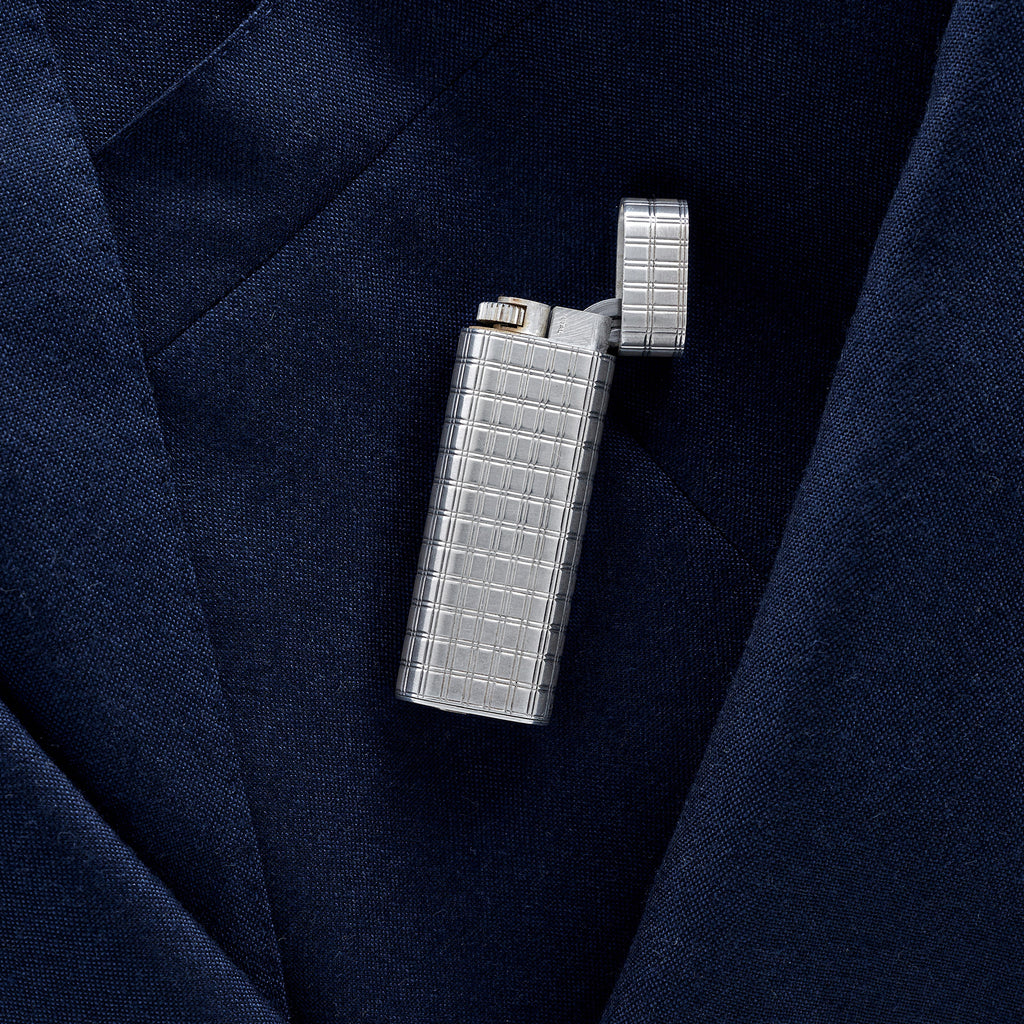 1970s Silver Cartier Lighter