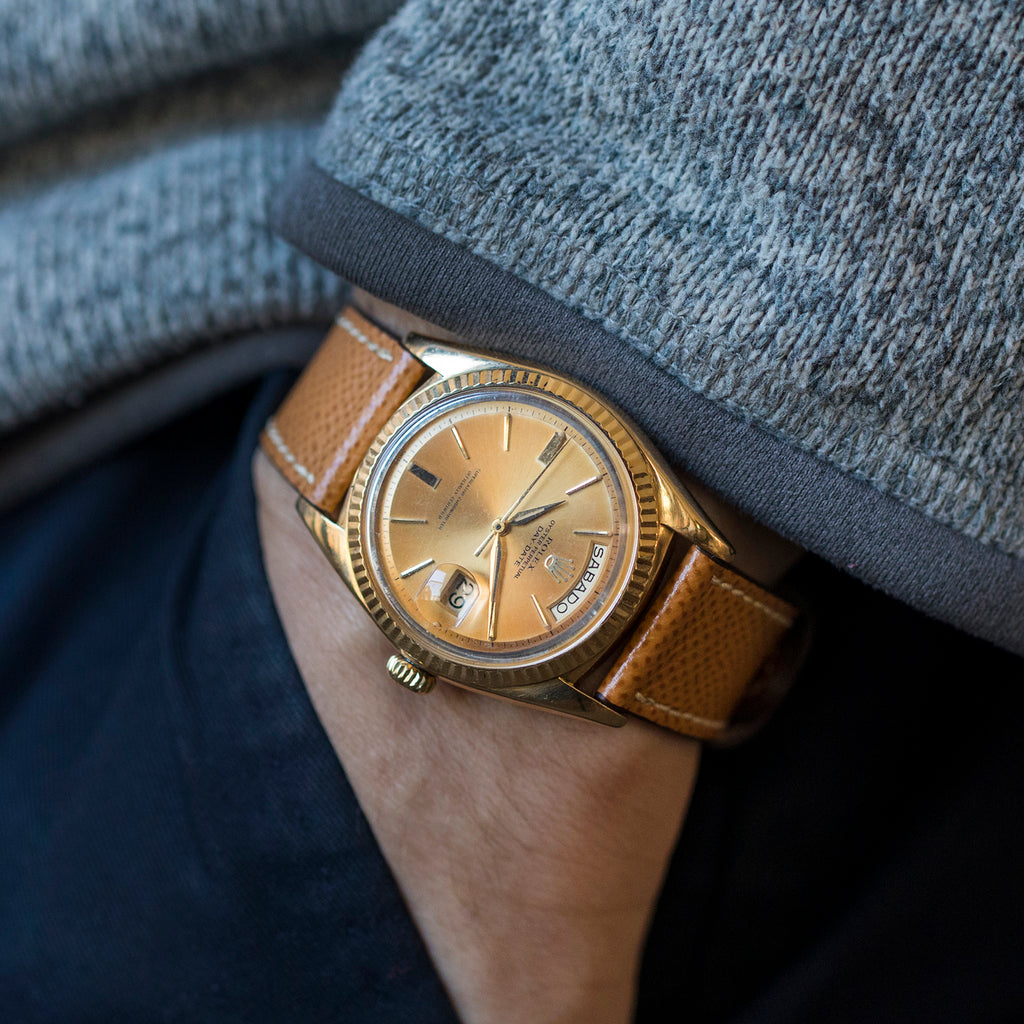 1962 Rolex Day-Date Reference 1803 In Gold