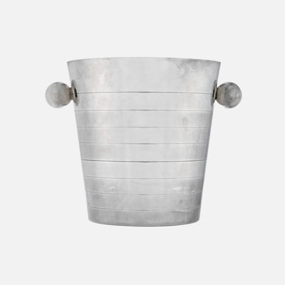 1960s Deschamps Frères Silver-Plated Champagne Ice Bucket