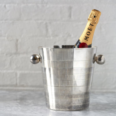 1960s Deschamps Frères Silver-Plated Champagne Ice Bucket alternate image.