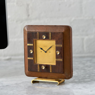 1950s Jaeger-LeCoultre Desk Clock alternate image.