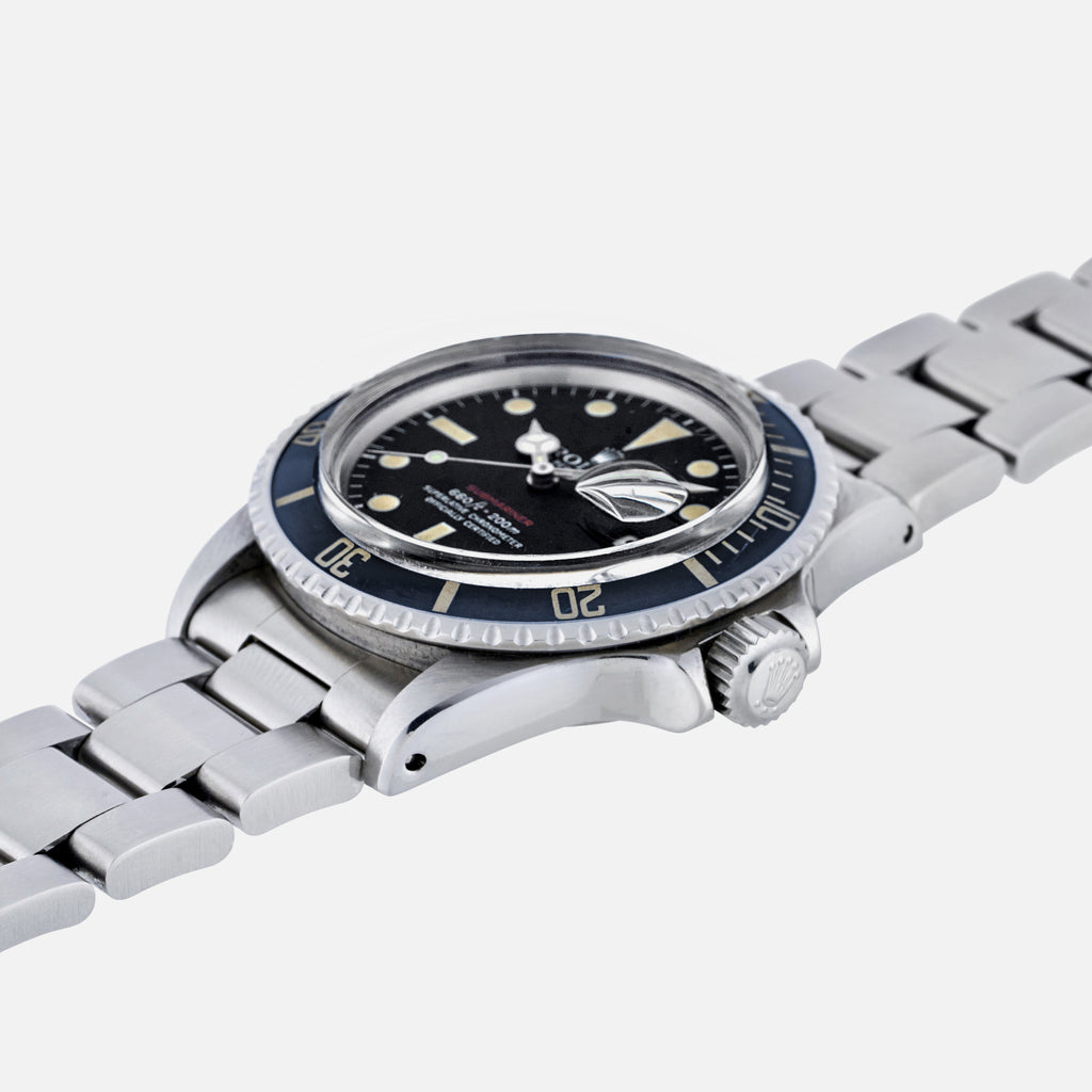 1972 Rolex 'Red' Submariner Reference 1680