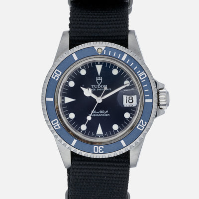 1990 Tudor 'Blue' Submariner Reference 79090