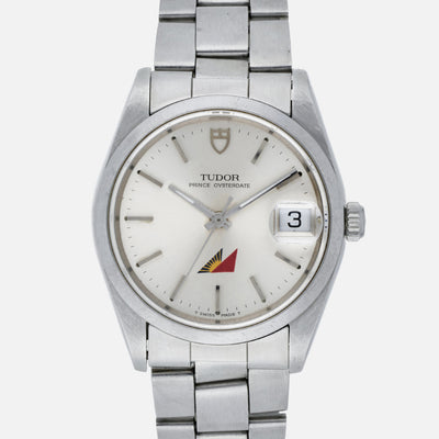 1990s Tudor Prince Oysterdate Reference 74000N With Philippines Airlines Logo