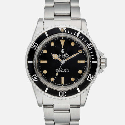 1973 Rolex Submariner Reference 5513