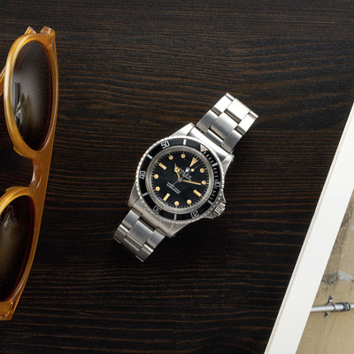 1973 Rolex Submariner Reference 5513 alternate image.