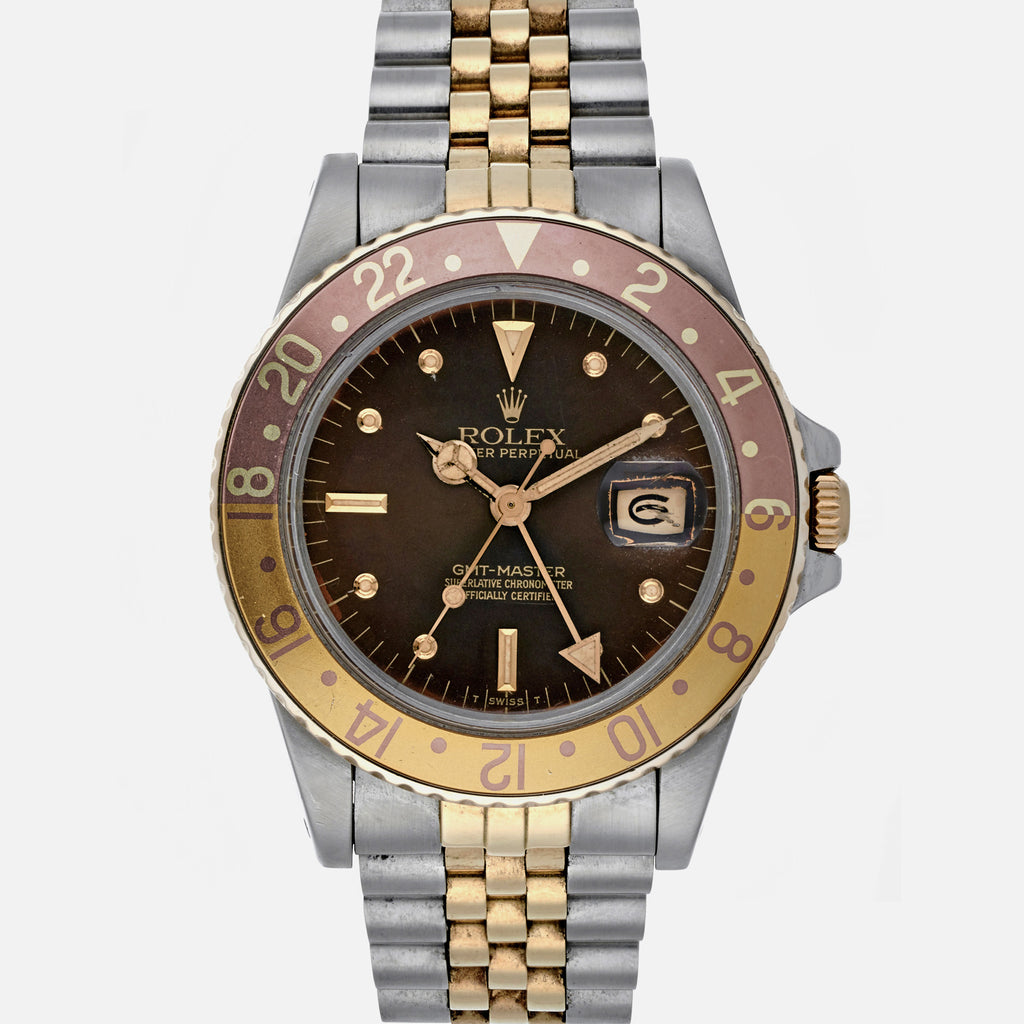 1979 Rolex GMT-Master 'Root Beer' Reference 16753