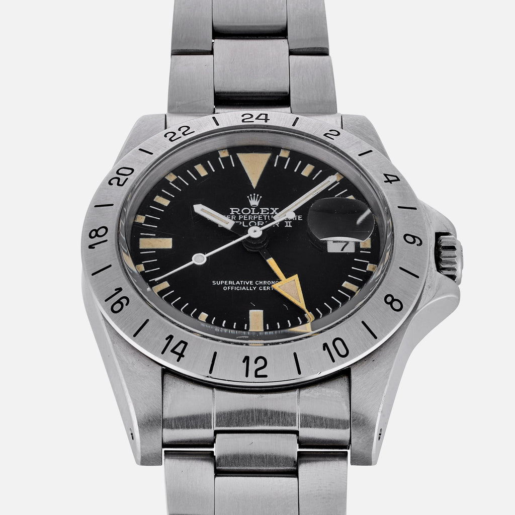 1978 Rolex Explorer II Reference 1655