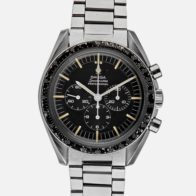 1968 Omega Speedmaster Professional Reference 145.012 W/ Box & Papers