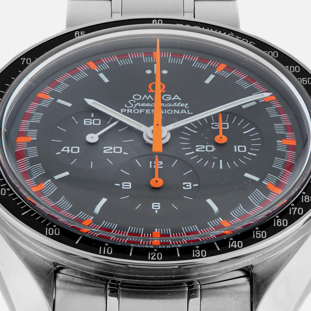 Omega Speedmaster Japanese Racing Edition Reference 3570.40 W/ Box & Papers