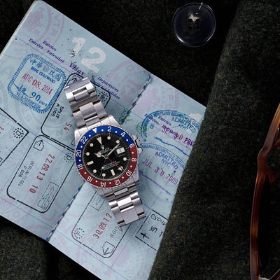 1983 Rolex GMT-Master Reference 16750 alternate image.