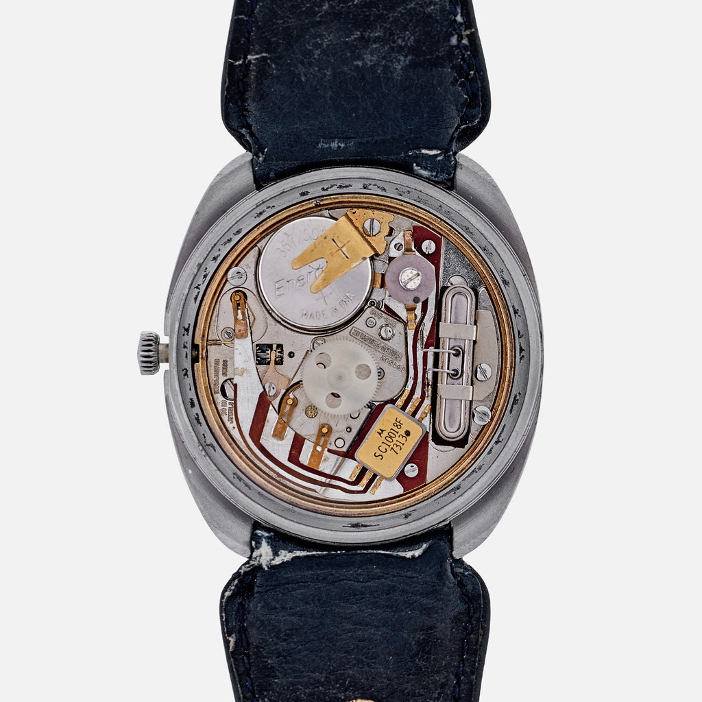 1970s Girard-Perregaux Watch With Quartz Caliber 350
