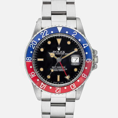 1984 Rolex GMT-Master Reference 16750