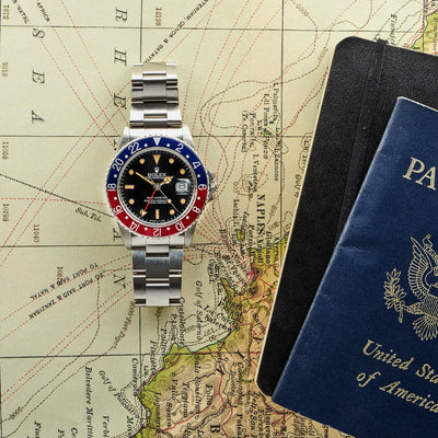1984 Rolex GMT-Master Reference 16750 alternate image.