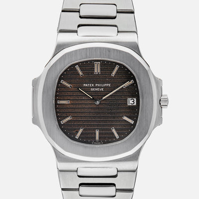 1977 Stainless Steel Patek Philippe Nautilus Reference 3700/1