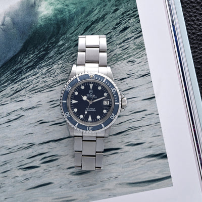 1984 Tudor Submariner 'Lollipop' Reference 76100 alternate image.