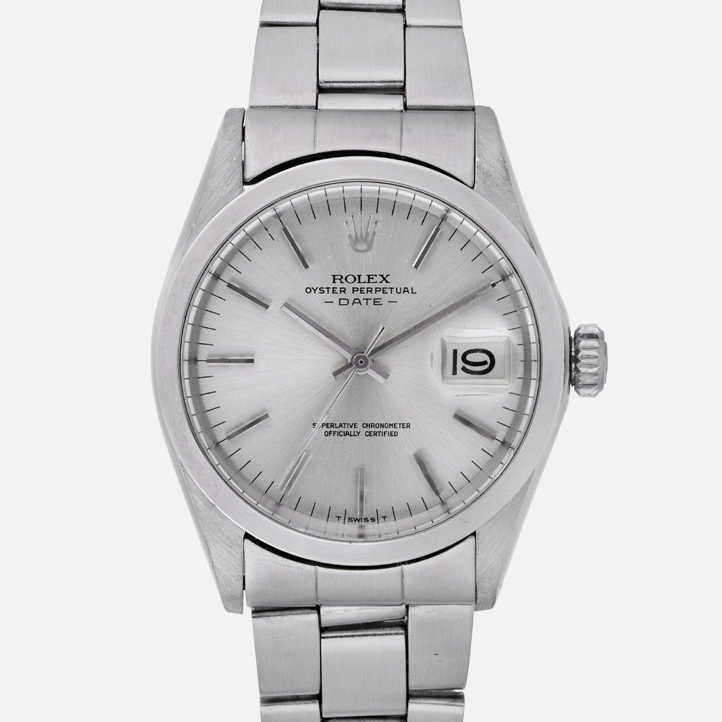 1970 Rolex Oyster Date Reference 1500