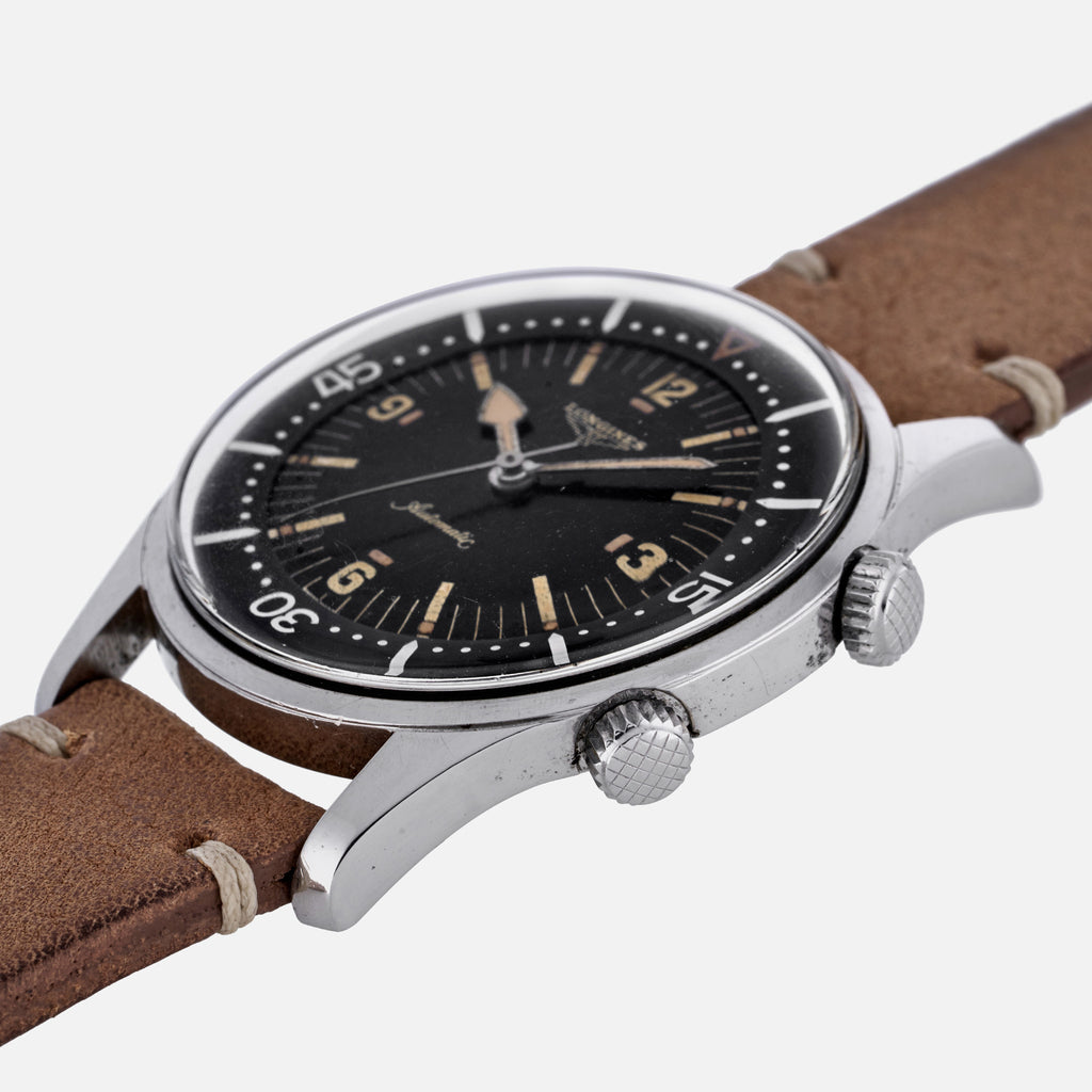 1960s Longines Diver Reference 7150-1