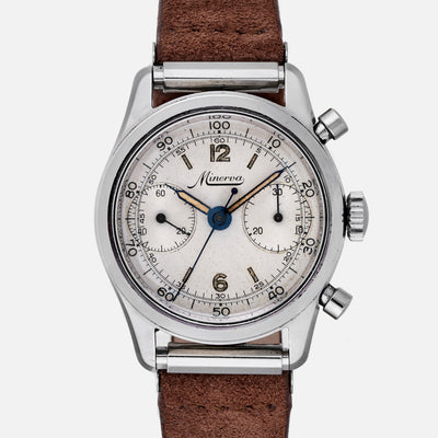 1950s Minerva Chronograph Reference 20732