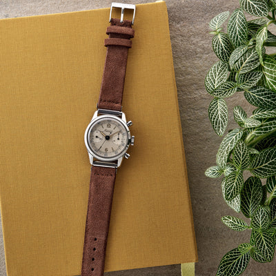 1950s Minerva Chronograph Reference 20732 alternate image.