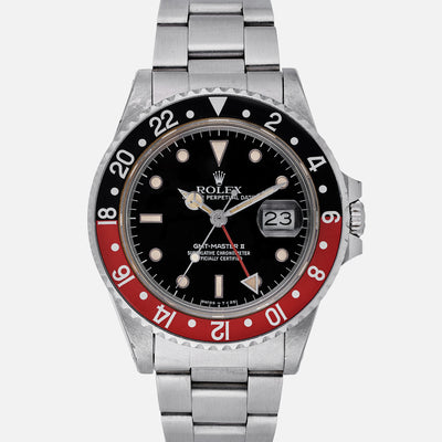 1985 Rolex GMT-Master II 'Fat Lady' Reference 16760