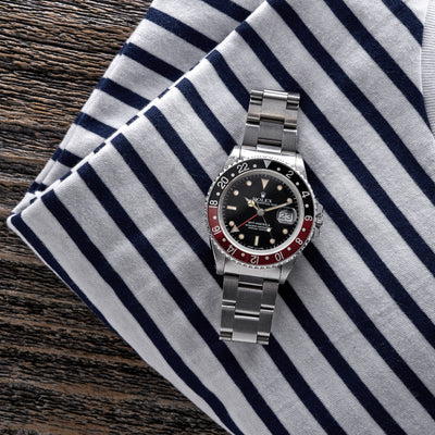 1985 Rolex GMT-Master II 'Fat Lady' Reference 16760 alternate image.