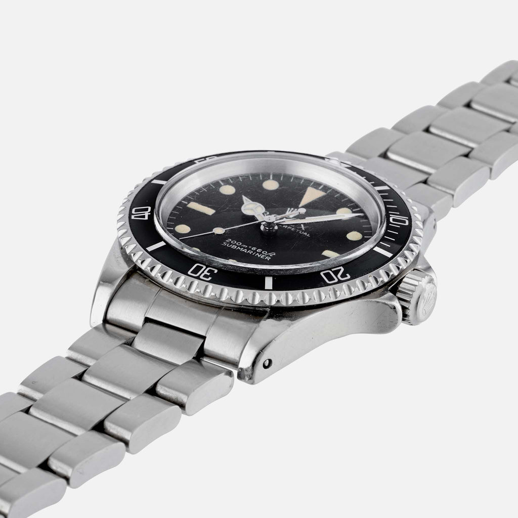 1967 Rolex Submariner Reference 5513 'Meters First'