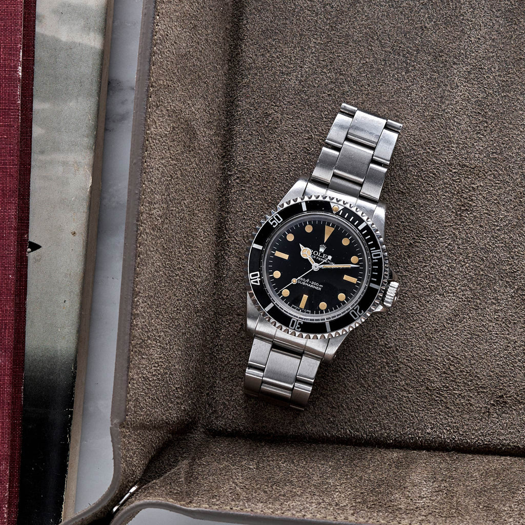 1977 Rolex Submariner Reference 5513