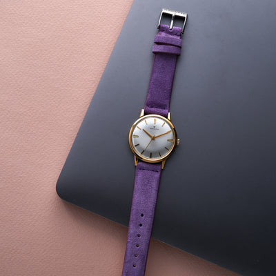 1960s Zenith Dress Watch In Yellow Gold alternate image.