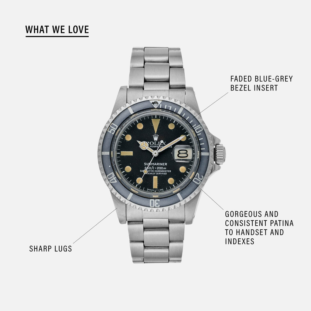 1979 Rolex Submariner Date Reference 1680