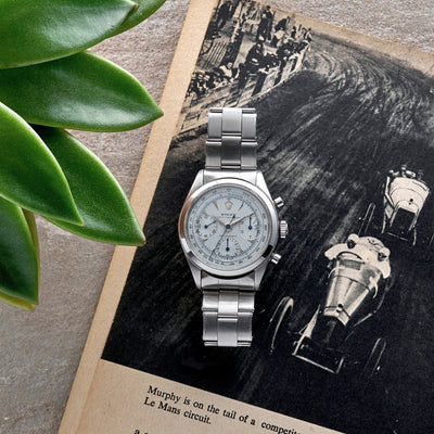 1961 Rolex Pre-Daytona Reference 6234 alternate image.