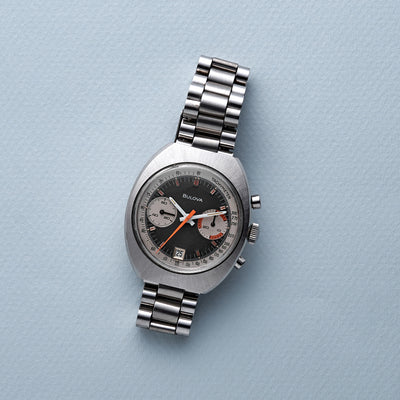 1970s Bulova Chronograph 'D' alternate image.