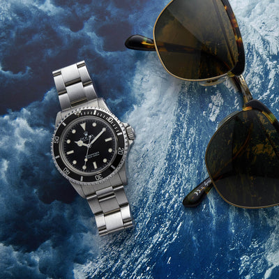 1986 Rolex Submariner Reference 5513 alternate image.